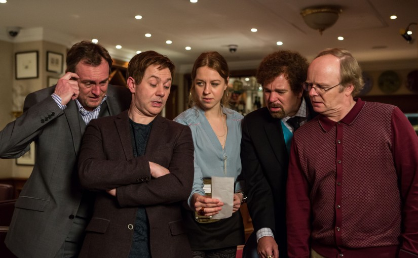 Inside No. 9 Review: Series Three: 'The Bill'